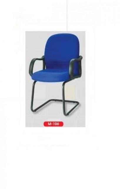 Ghế phòng họp/ ghế khách M106 thuộc dòng sản phẩm ghế Gamma seri M