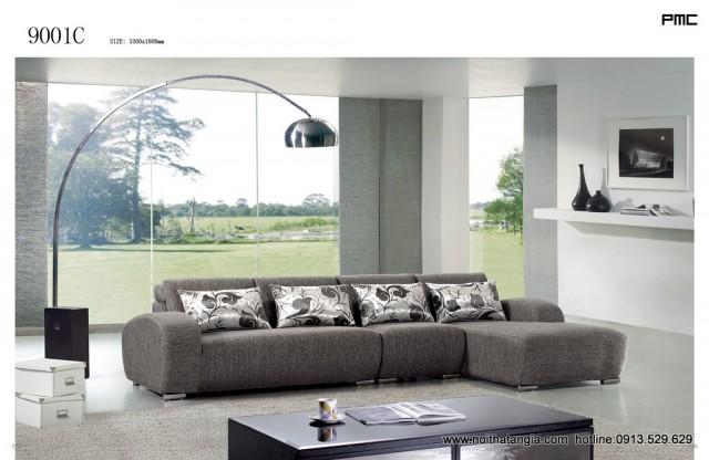 Sofa nỉ 9001C