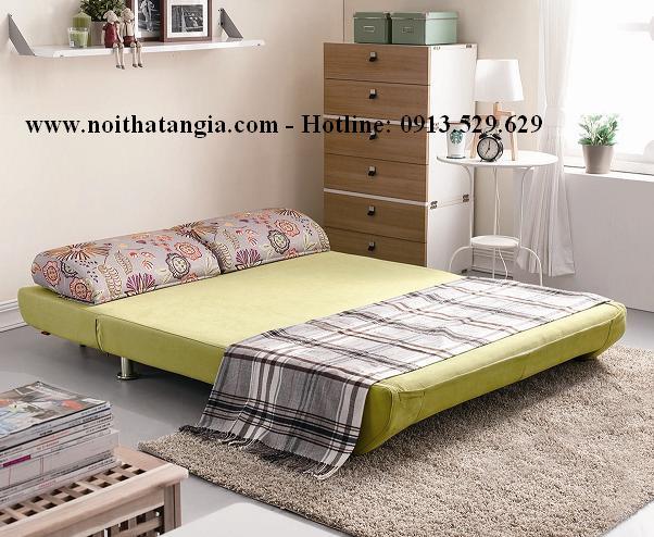mẫu giường DA29 đẹp rẻ