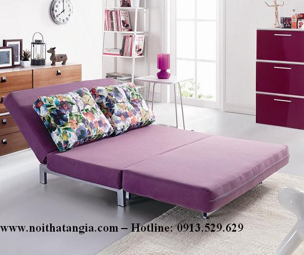 Mẫu giường DA48